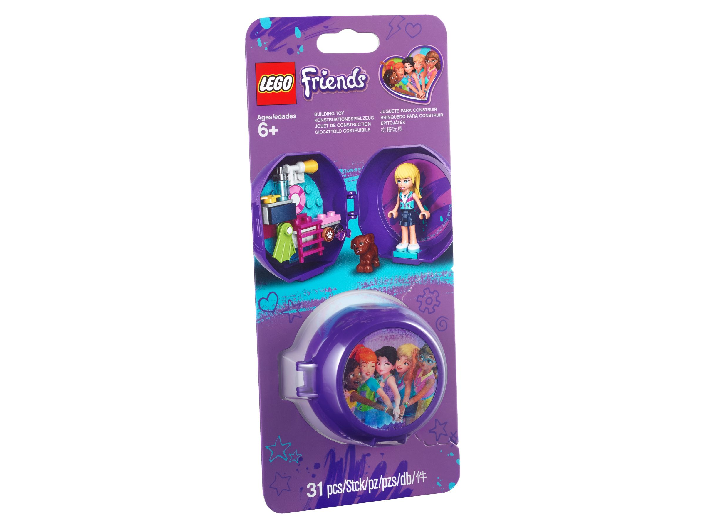 LEGO Friends 853778 Stephanies Pool-Pod LEGO_853778_alt1.jpg