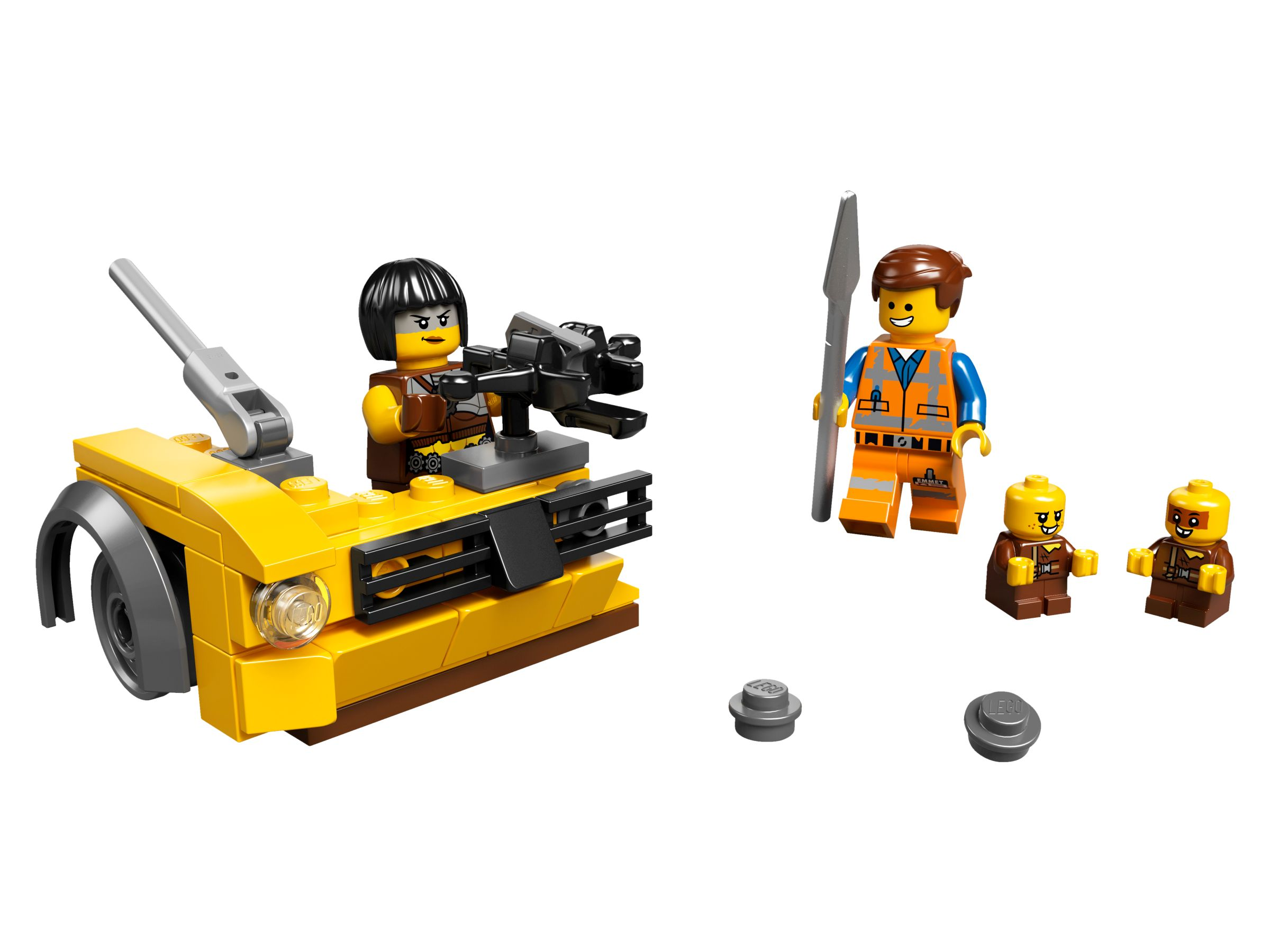 LEGO The Lego Movie 2 853865 Zubehörset - Kanalbabies