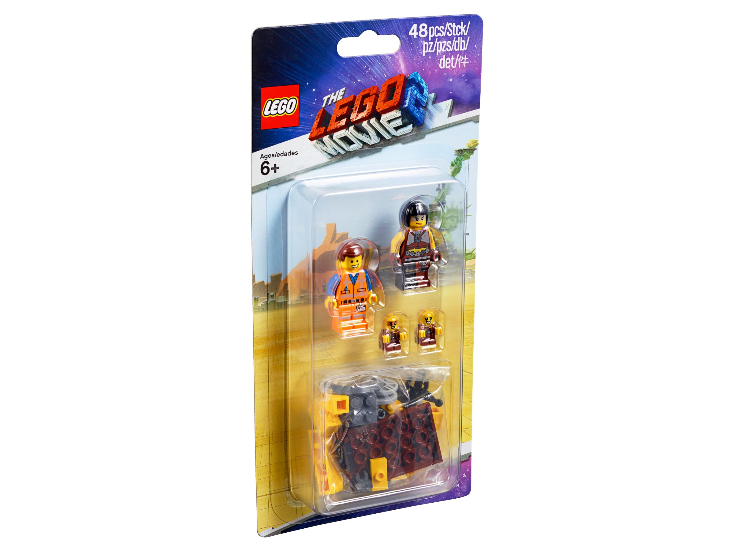 LEGO The Lego Movie 2 853865 Zubehörset - Kanalbabies LEGO_853865_alt1.jpg