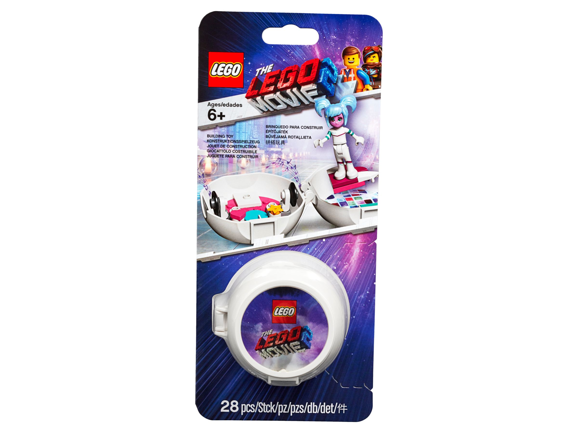 LEGO The Lego Movie 2 853875 Sweet Mischmaschs Disco-Pod LEGO_853875_alt1.jpg