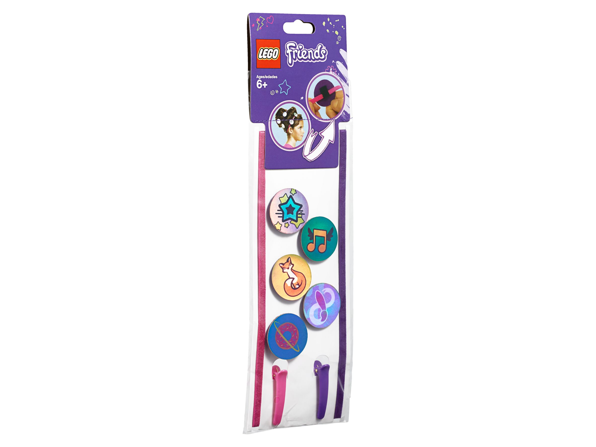 LEGO Gear 853892 Friends Hair Accessory Set LEGO_853892_alt1.jpg