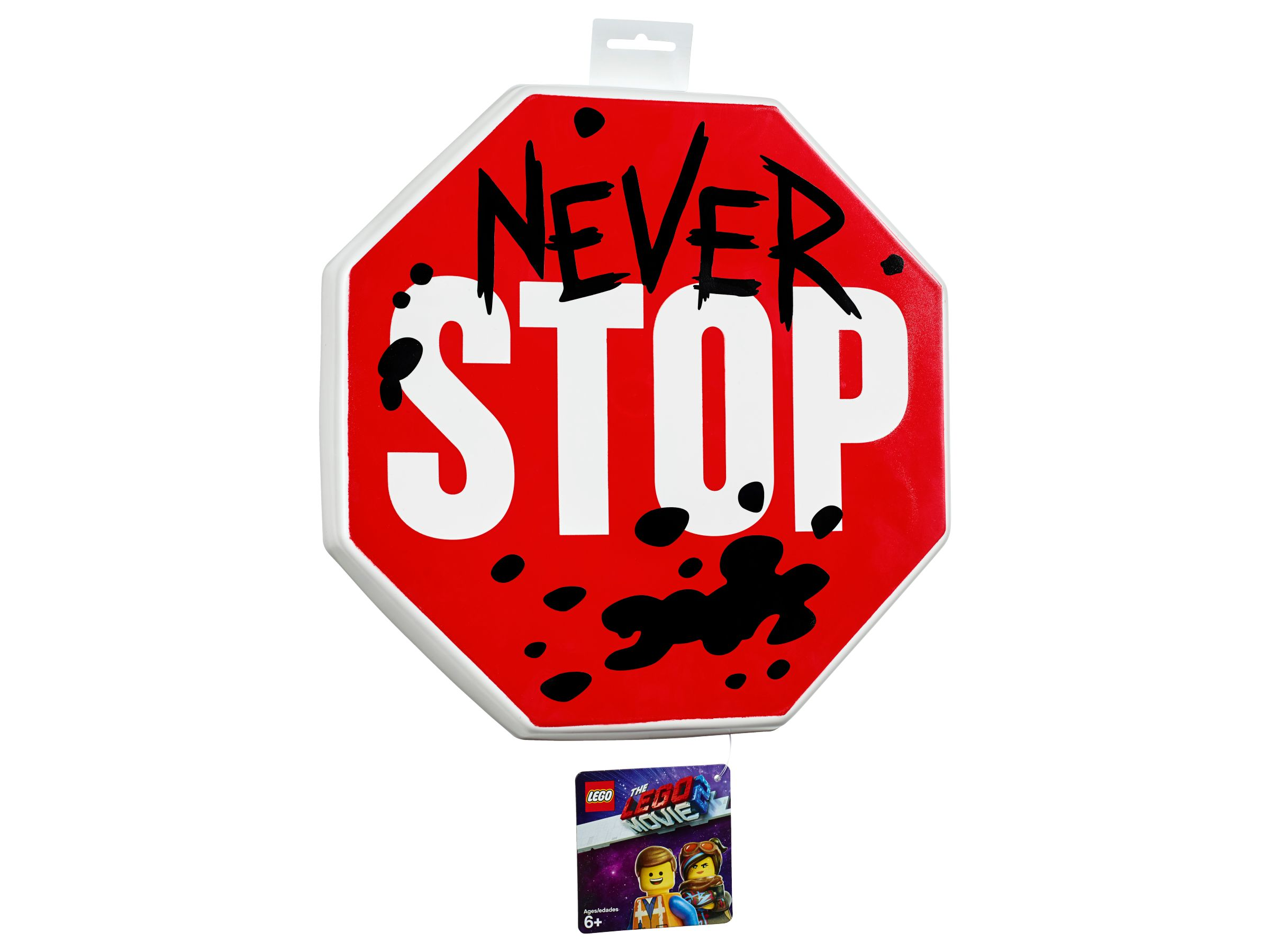LEGO Gear 853963 THE LEGO® MOVIE 2™ Stopp-Schild LEGO_853963_alt1.jpg