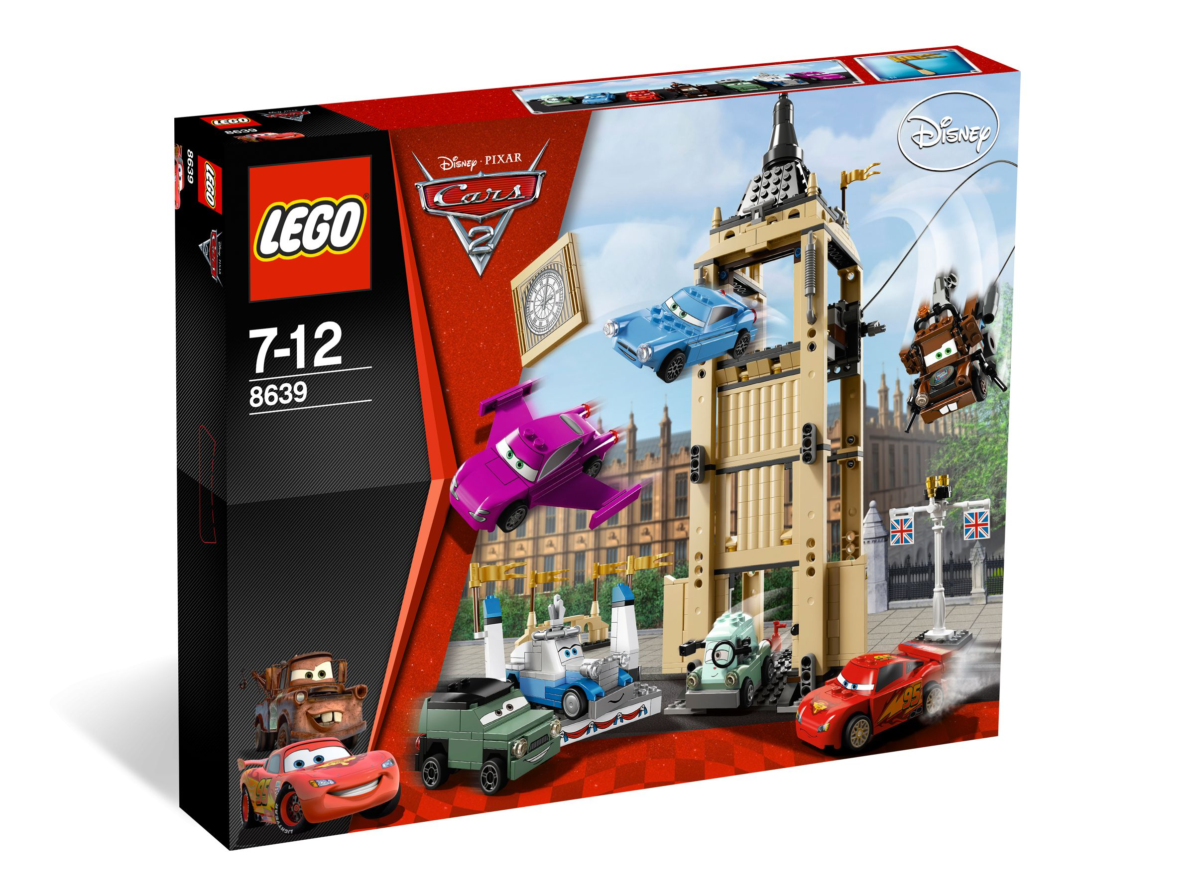 LEGO Cars 8639 Einsatz am Big Bentley LEGO_8639_alt1.jpg
