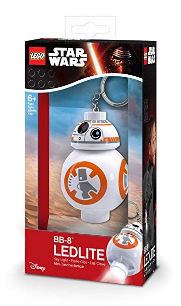 LEGO Gear 90062 STAR WARS LED-Taschenlampe BB-8