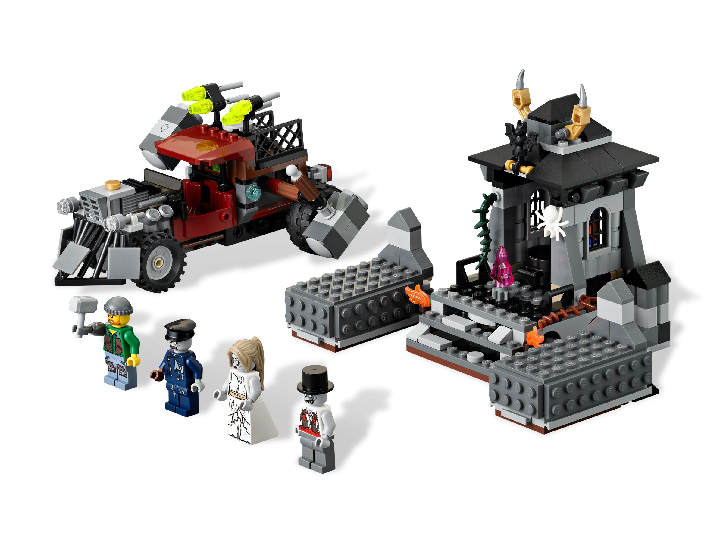 LEGO Monster Fighters 9465 The Zombies LEGO_9465.jpg
