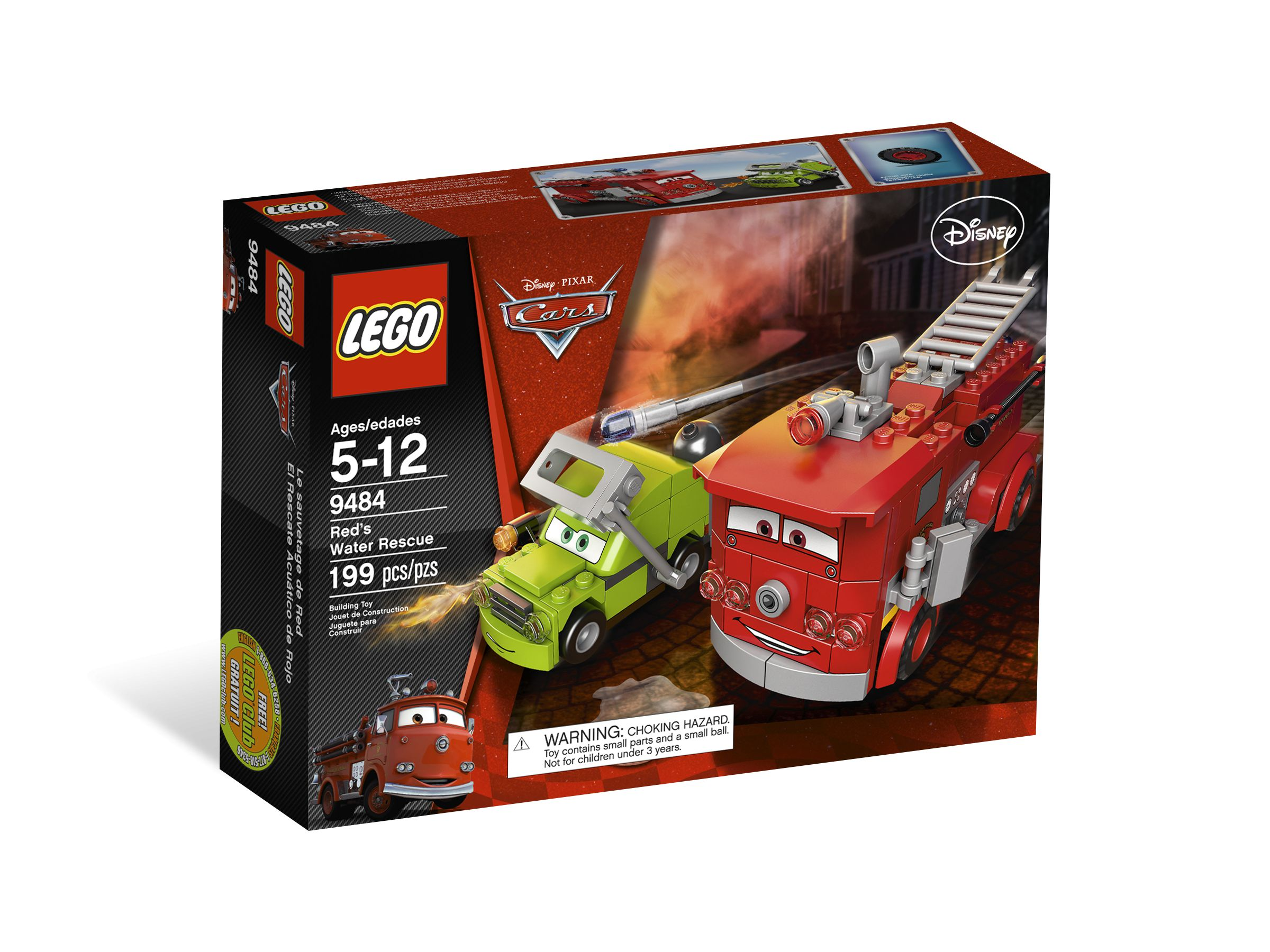 LEGO Cars 9484 Red's Water Rescue LEGO_9484_alt1.jpg