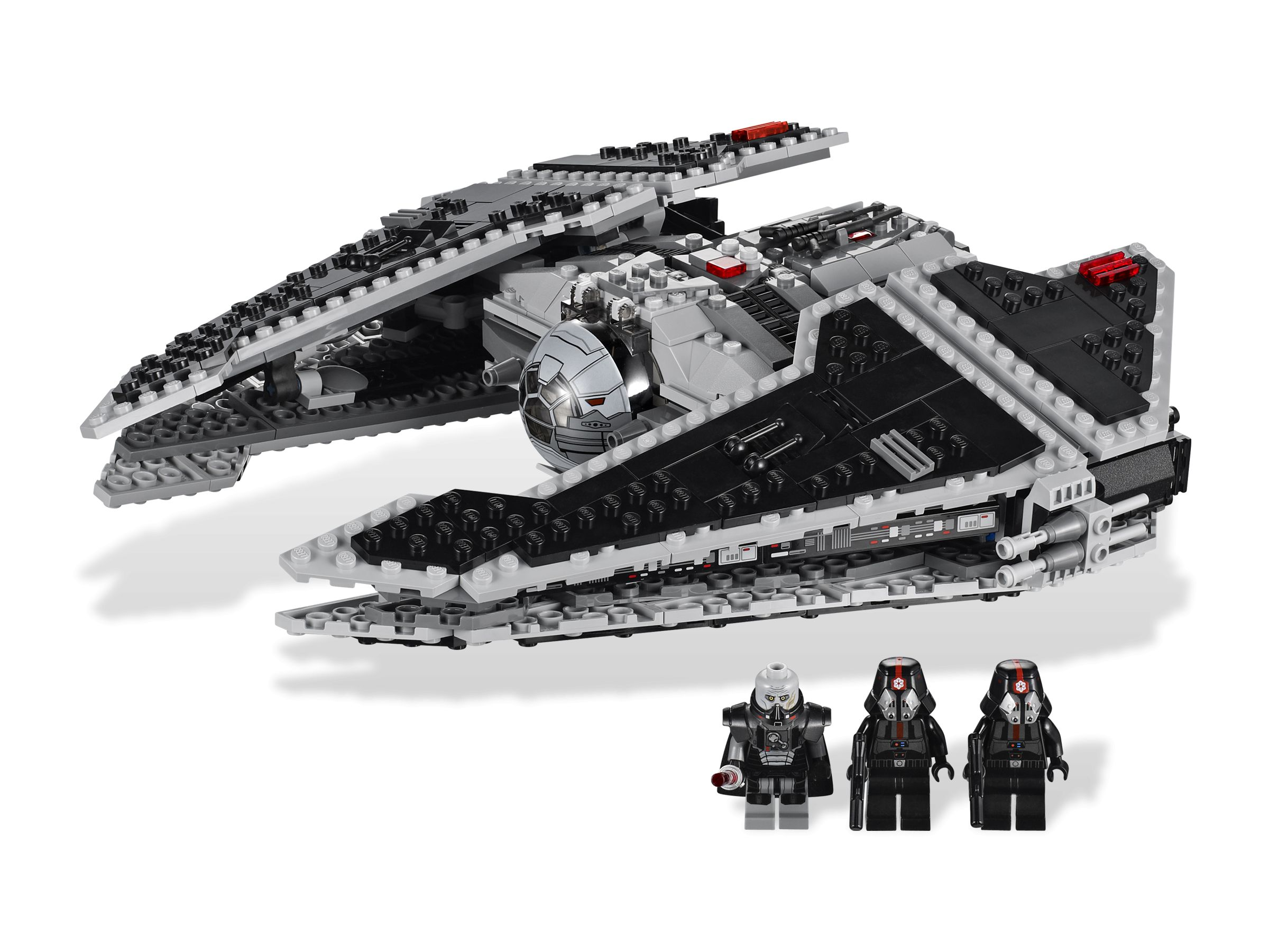 LEGO Star Wars 9500 Sith Fury - class Interceptor LEGO_9500.jpg