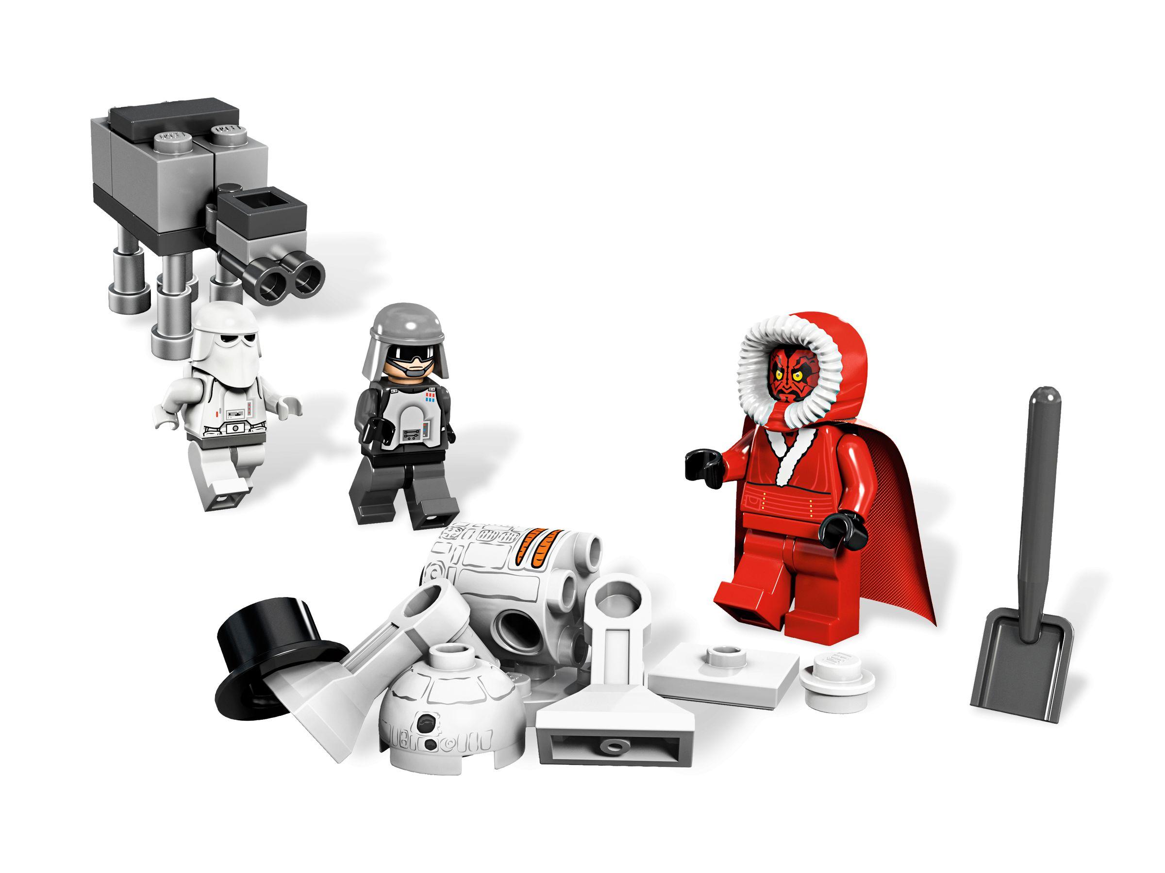 lego 9509 lego star wars adventskalender 2012 star wars advent calendar brickmerge. Black Bedroom Furniture Sets. Home Design Ideas