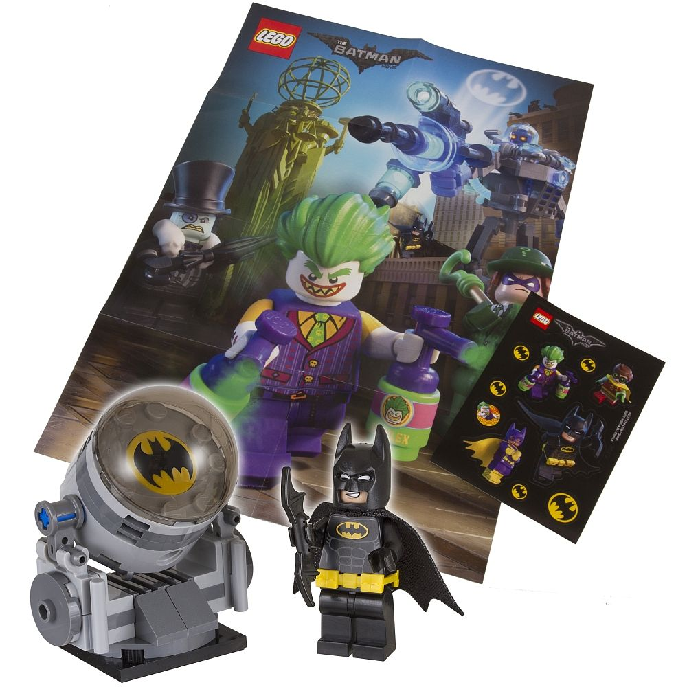 LEGO The LEGO Batman Movie 5004930 Batman Universe Pack LEGO_Batman_Universe_Pack_alt1.jpg