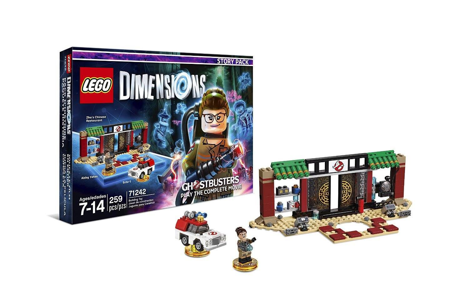 LEGO Dimensions 71242 Story Pack New Ghostbusters LEGO_DIMENSIONS_71242_Ghostbusters-Story_Pack-03.jpg