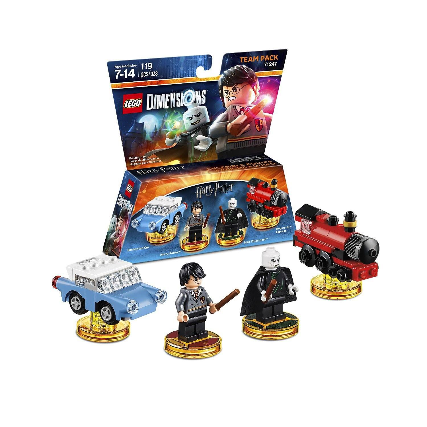 LEGO Dimensions 71247 Team Pack Harry Potter LEGO_DIMENSIONS_71247_Harry-Potter-03.jpg