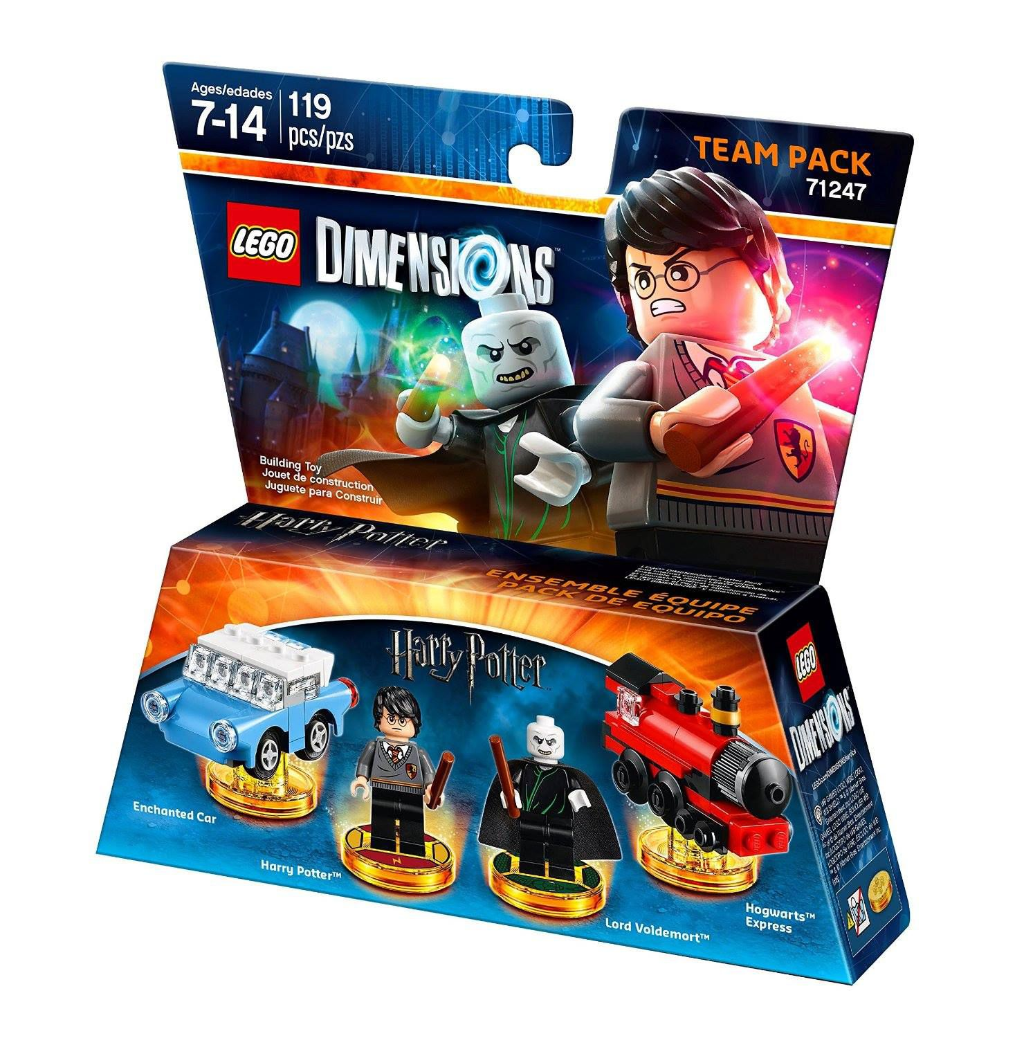LEGO Dimensions 71247 Team Pack Harry Potter LEGO_DIMENSIONS_71247_Harry-Potter-04.jpg