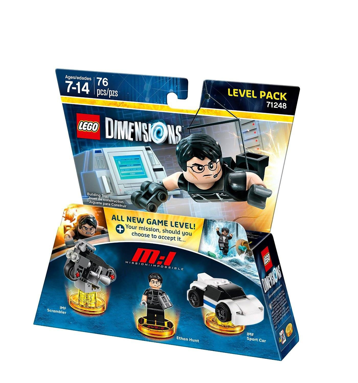 LEGO Dimensions 71248 Level Pack Mission Impossible LEGO_DIMENSIONS_71248_Mission-Impossible-01.jpg