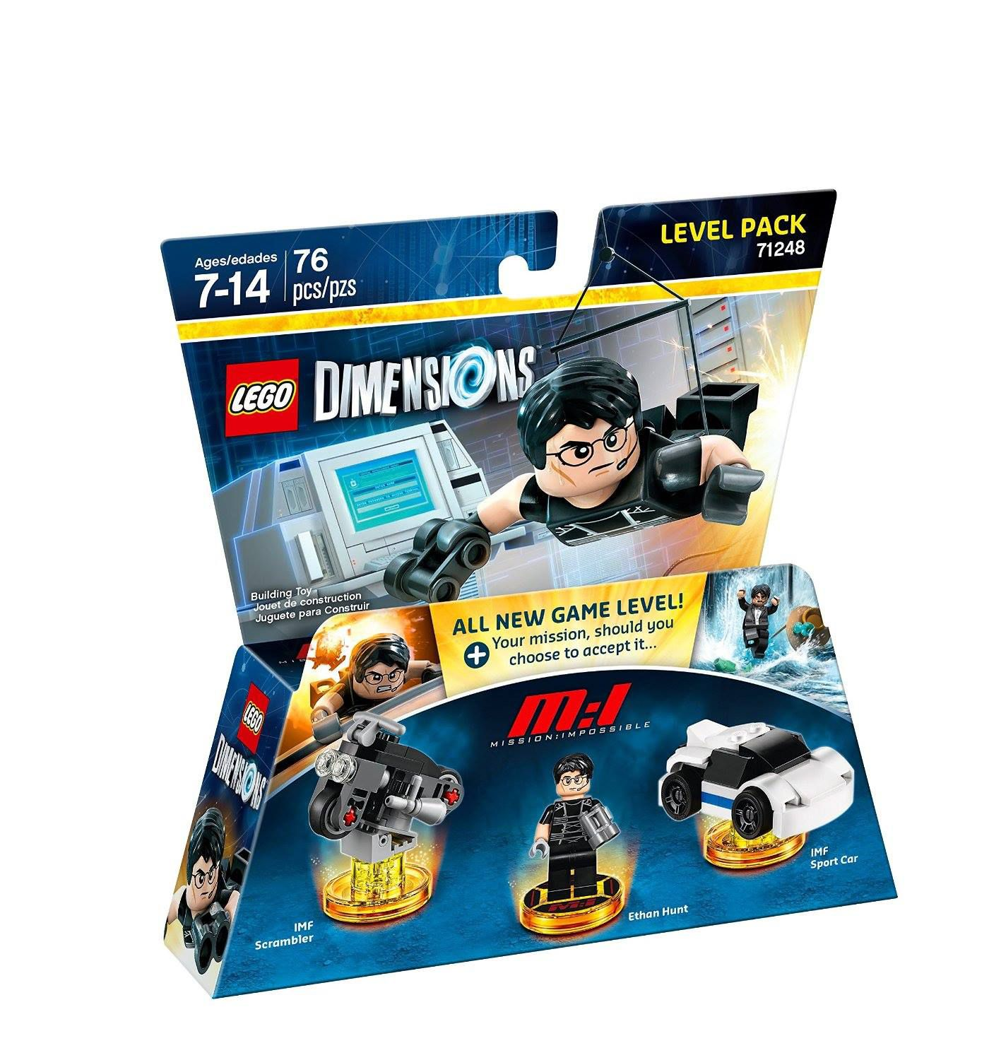 LEGO Dimensions 71248 Level Pack Mission Impossible