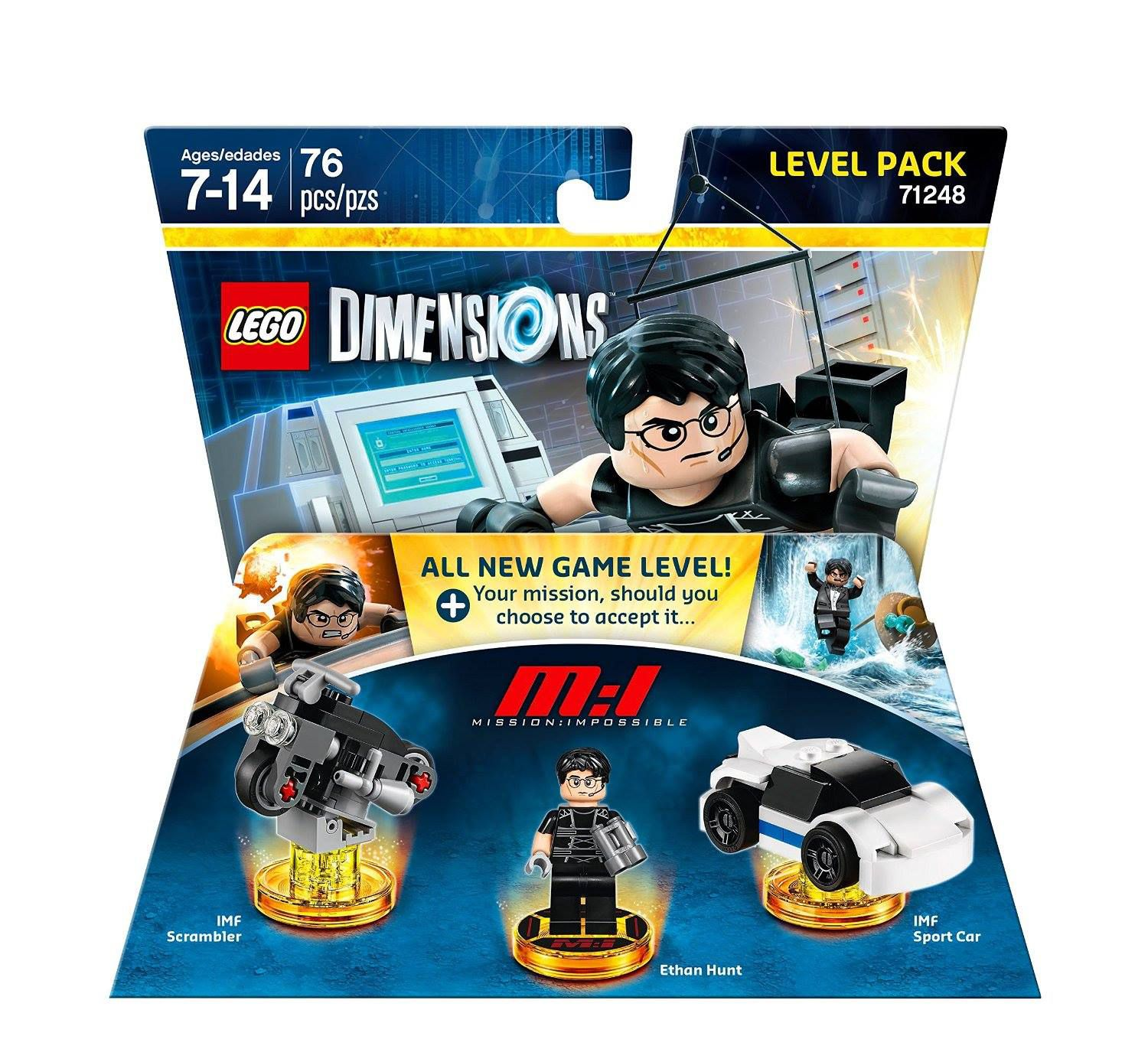 LEGO Dimensions 71248 Level Pack Mission Impossible LEGO_DIMENSIONS_71248_Mission-Impossible-03.jpg