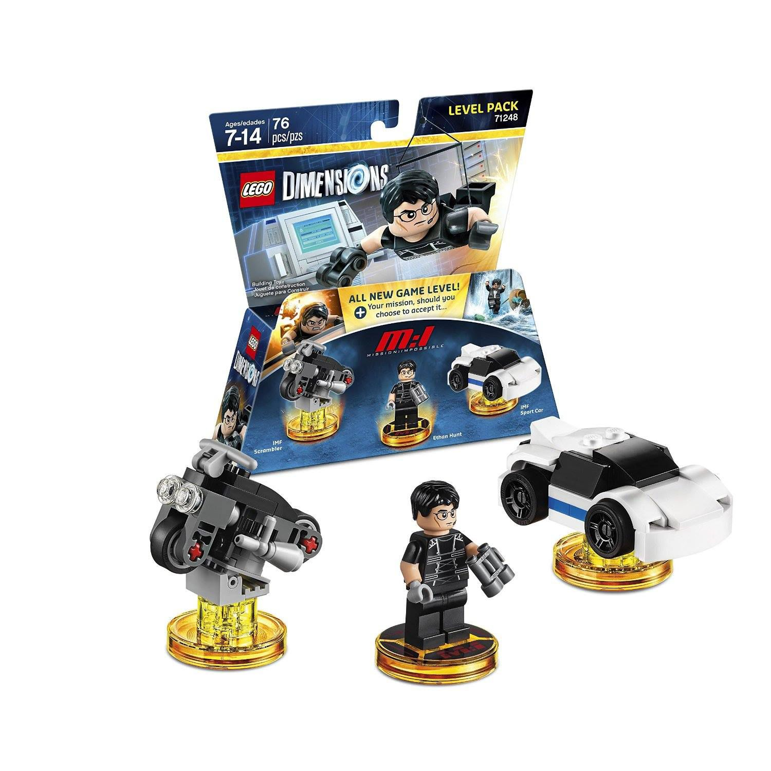 LEGO Dimensions 71248 Level Pack Mission Impossible LEGO_DIMENSIONS_71248_Mission-Impossible-04.jpg