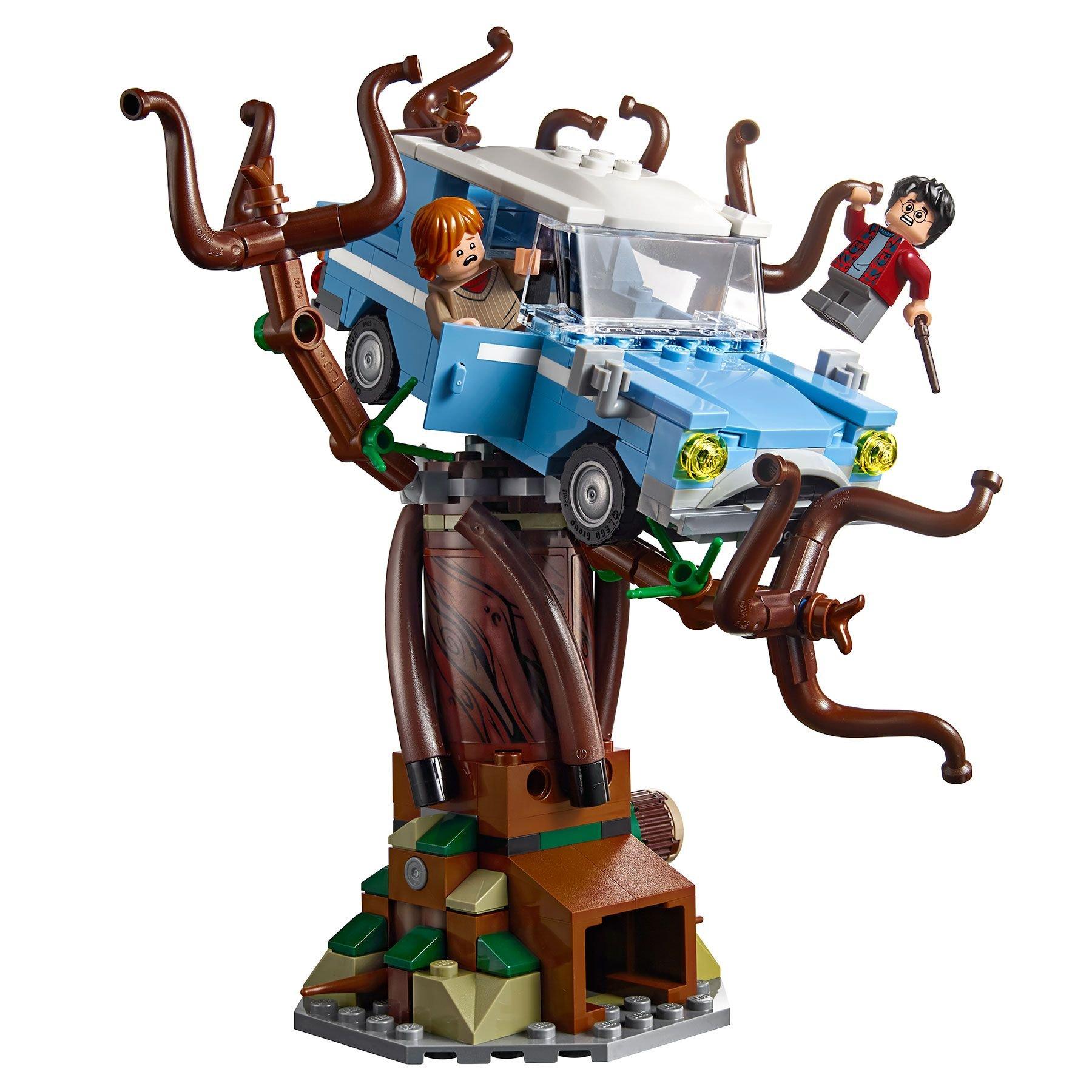 LEGO Harry Potter™ Die Peitschende Weide von Hogwarts™ 75953 Baukästen & Konstruktion