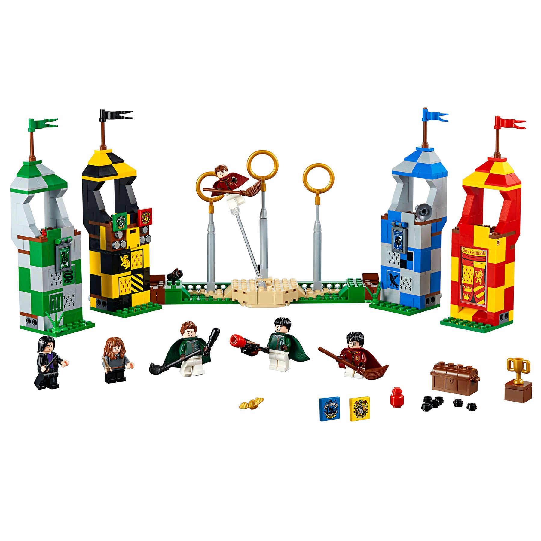 LEGO Harry Potter 75956 Quidditch™ Turnier LEGO_Harry_Potter_75956_Quidditch_Match.jpg