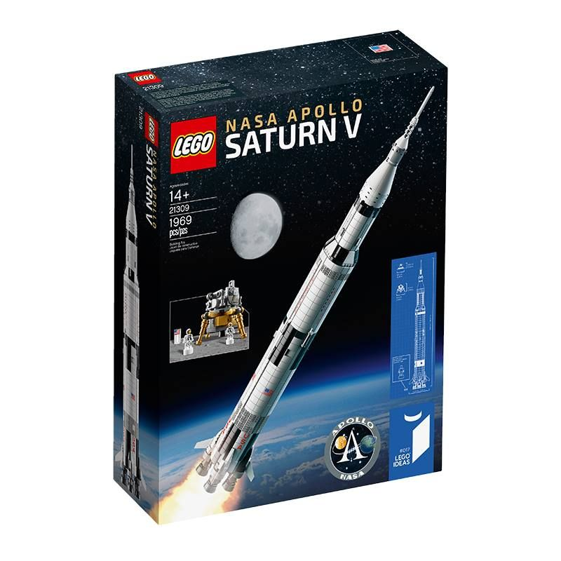 LEGO Ideas 21309 LEGO® NASA Apollo Saturn V LEGO_Ideas_21309_NASA_Apollo_Saturn_V_box.jpg