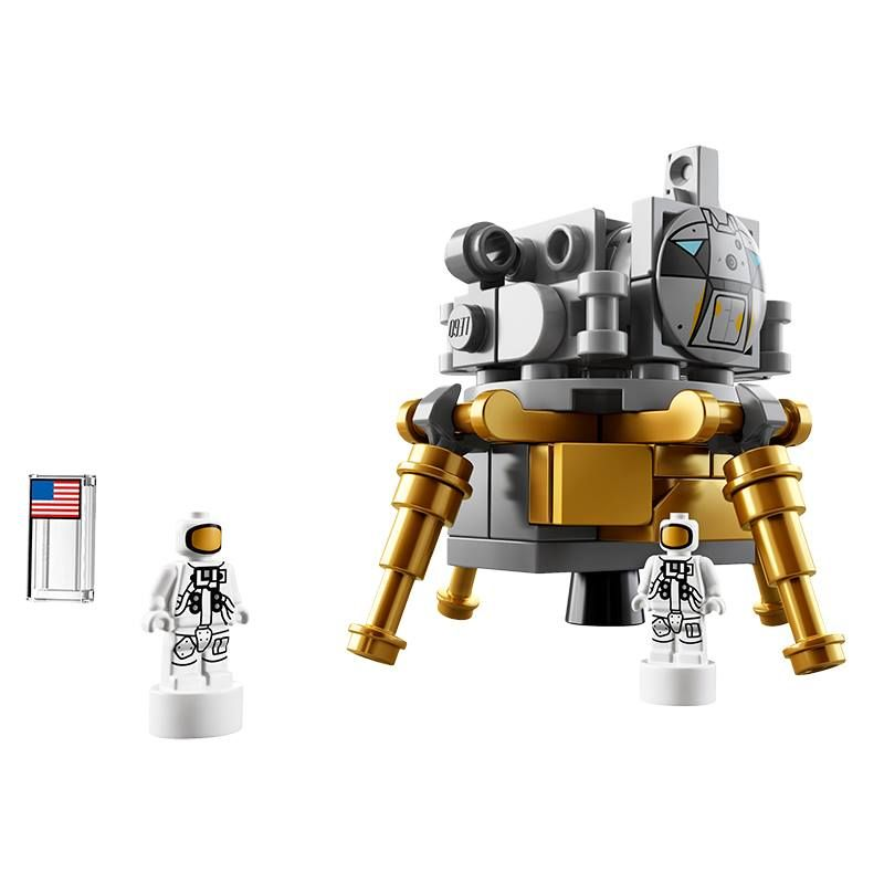 LEGO Ideas 21309 LEGO® NASA Apollo Saturn V LEGO_Ideas_21309_NASA_Apollo_Saturn_V_lander_2.jpg