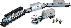 LEGO Advanced Models 10219 Maersk Train