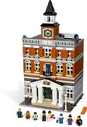 LEGO Advanced Models 10224 Rathaus