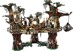 LEGO Star Wars 10236 Ewok™ Village - © 2013 LEGO Group
