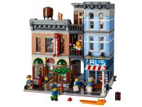 LEGO Advanced Models 10246 Detektivbüro - © 2015 LEGO Group