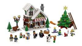 LEGO Seasonal 10249 Weihnachtlicher Spielzeugladen - © 2015 LEGO Group