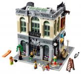 LEGO Advanced Models 10251 Steine-Bank