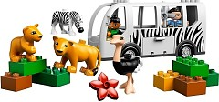 LEGO Duplo 10502 Safari-Bus