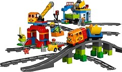 LEGO Duplo 10508 Eisenbahn Super Set - © 2013 LEGO Group