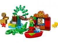 LEGO Duplo 10526 Peter Pans Besuch - © 2014 LEGO Group