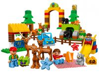 LEGO Duplo 10584 Wildpark - © 2015 LEGO Group