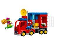 LEGO Duplo 10608 Spider-Man – Spider-Truck-Abenteuer - © 2015 LEGO Group