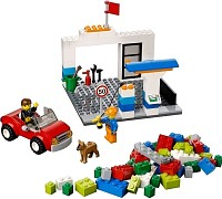 LEGO Bricks and More 10659 Blauer LEGO® Koffer
