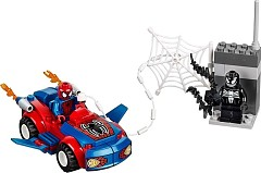 LEGO Juniors 10665 Spider-Man™: Spider-Car Verfolgung