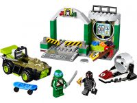 LEGO Juniors 10669 Turtle Versteck