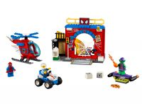 LEGO Juniors 10687 Spider-Man™ Versteck
