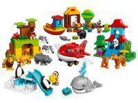 LEGO Duplo 10805 Einmal um die Welt - © 2015 LEGO Group