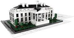 LEGO Architecture 21006 Das Weiße Haus - © 2010 LEGO Group