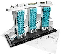 LEGO Architecture 21021 (Japan-Import)