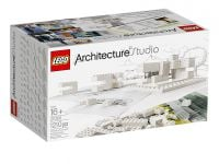 LEGO Architecture 21050 Studio - © 2013 LEGO Group