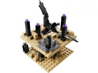 LEGO Minecraft 21107 Micro World – Das Ende