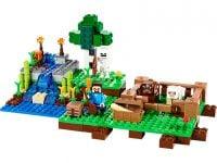 LEGO Minecraft 21114 Die Farm - © 2014 LEGO Group