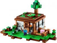 LEGO Minecraft 21115 Steves Haus