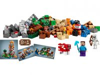 LEGO Minecraft 21116 Crafting-Box - © 2014 LEGO Group
