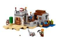 LEGO Minecraft 21121 Der Wüstenaußenposten - © 2015 LEGO Group