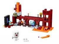 LEGO Minecraft 21122 Die Netherfestung - © 2015 LEGO Group