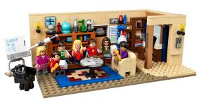 LEGO Ideas 21302 The Big Bang Theory - © 2015 LEGO Group